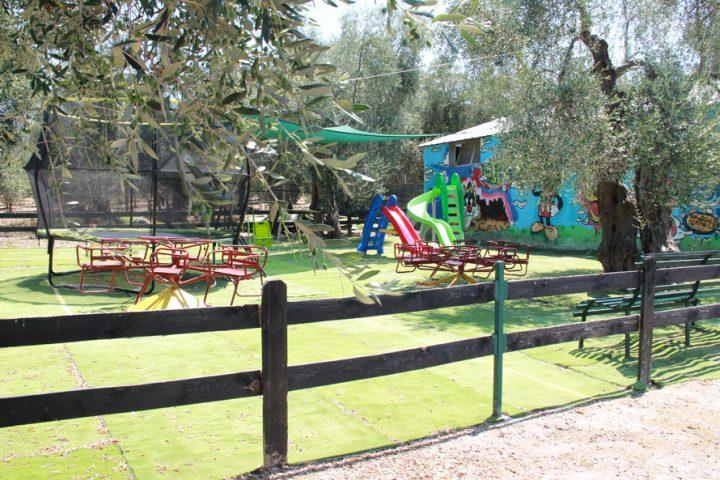 VIllaggio Mare Blu Vieste - Parco giochi_anteprima