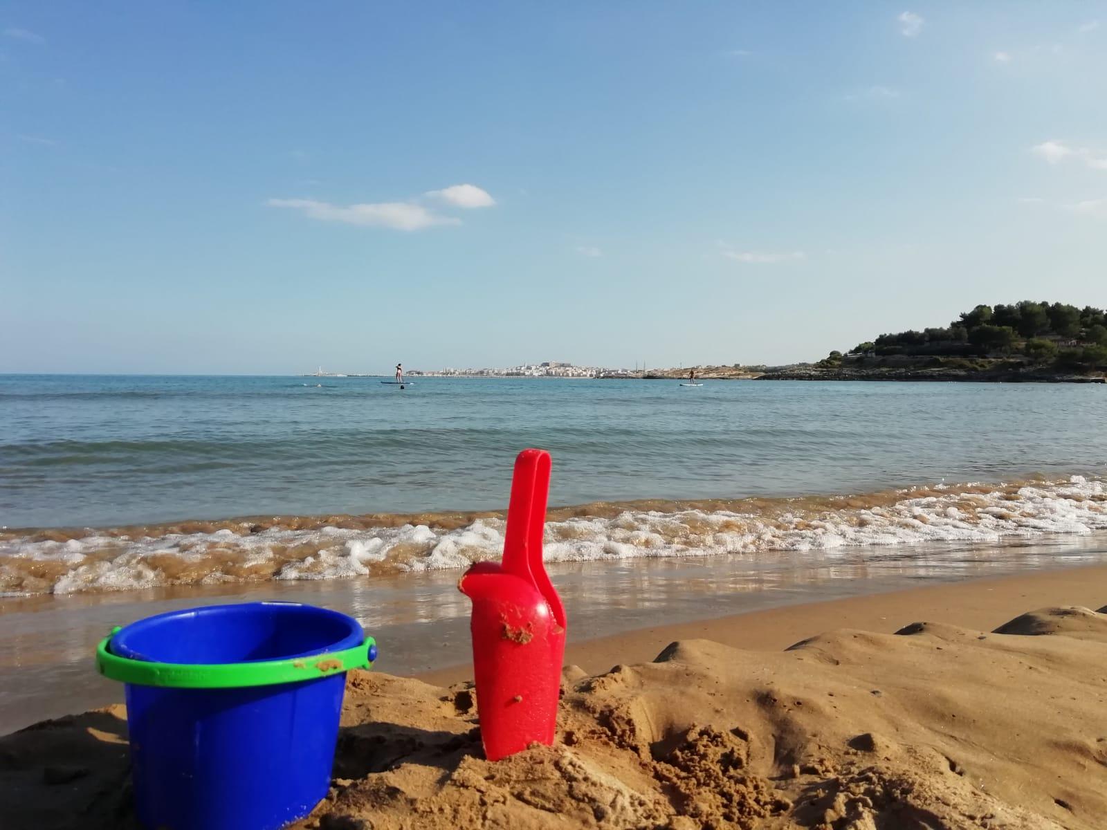 Spiaggia Villaggio Mare Blu Vieste