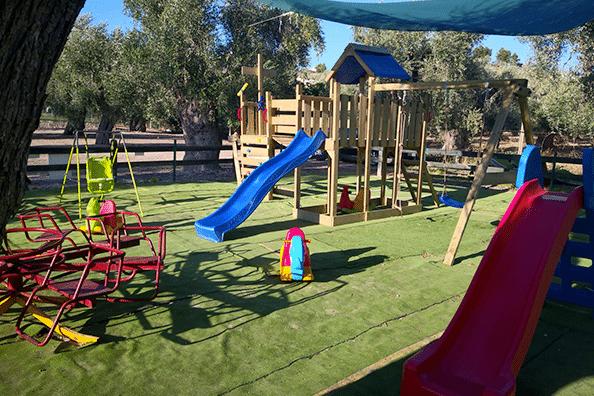 Parco Giochi 002020 - Villaggio Mare Blu Vieste