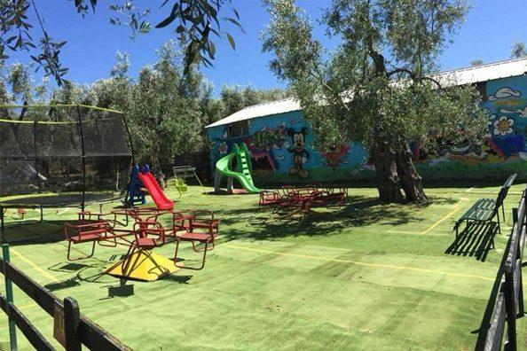 Parco Giochi - Servizi - Villaggio Mare Blu Vieste