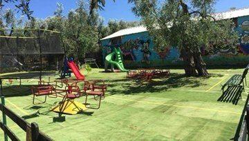Parco Giochi - Villaggio Mare Blu Vieste_ant