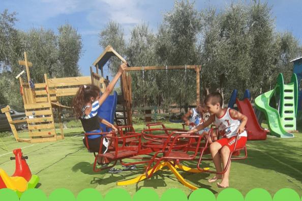 Parco Giochi Villaggio Mare Blu Vieste