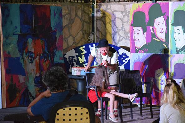 Sasà clown 012020 - Villaggio Mare Blu Vieste