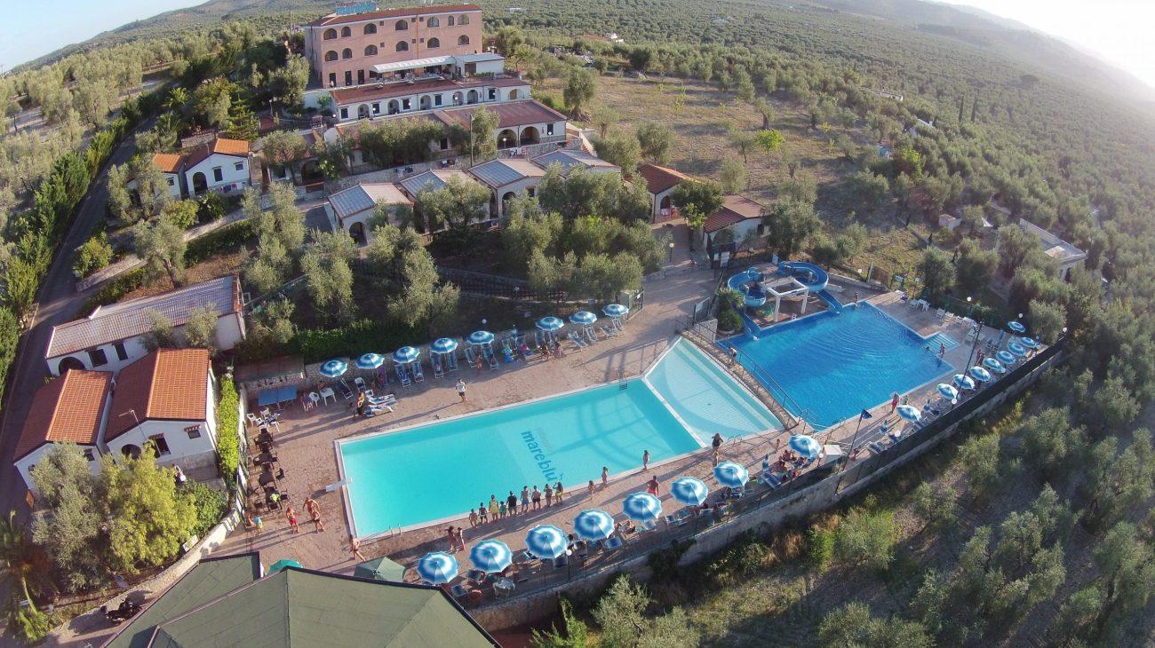 VillaggioMareBluVieste-PiscinaDrone